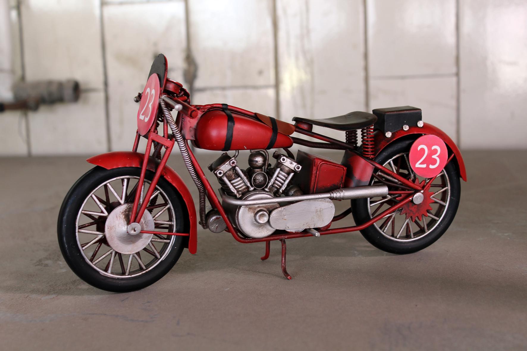 haus und garten schmuck modell motorrad oldtimer. Black Bedroom Furniture Sets. Home Design Ideas