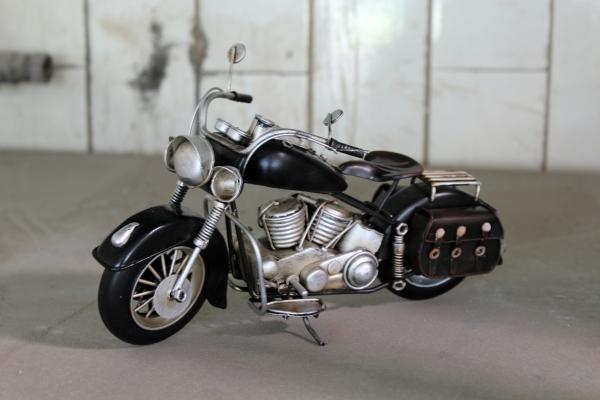 haus und garten schmuck modell motorrad goldbach. Black Bedroom Furniture Sets. Home Design Ideas